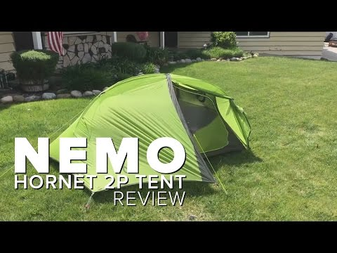 Nemo Hornet 2P Tent – Review