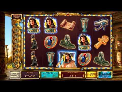 Red Rake Gaming lanza El Áspid de Cleopatra