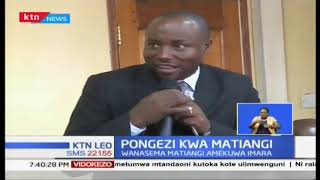 Rais Uhuru Kenyatta ampa Fred Matiang'i majukumu zaidi