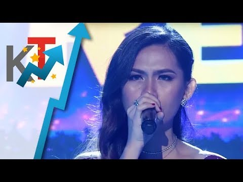 TNT All-Star Grand Resbak Round 1 Lalaine Arana sings 'What About Love'
