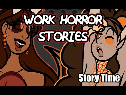 Work Horror Stories   Story Time (видео)