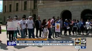 ADL: More white supremacist groups seen in Arizona