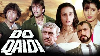 Do Qaidi Full Movie | Sanjay Dutt Hindi Action Movie
