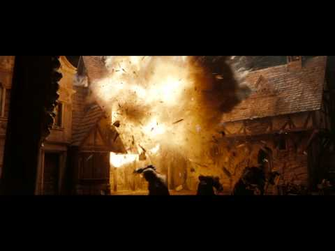 Hansel and Gretel: Witch Hunters - Official New Trailer