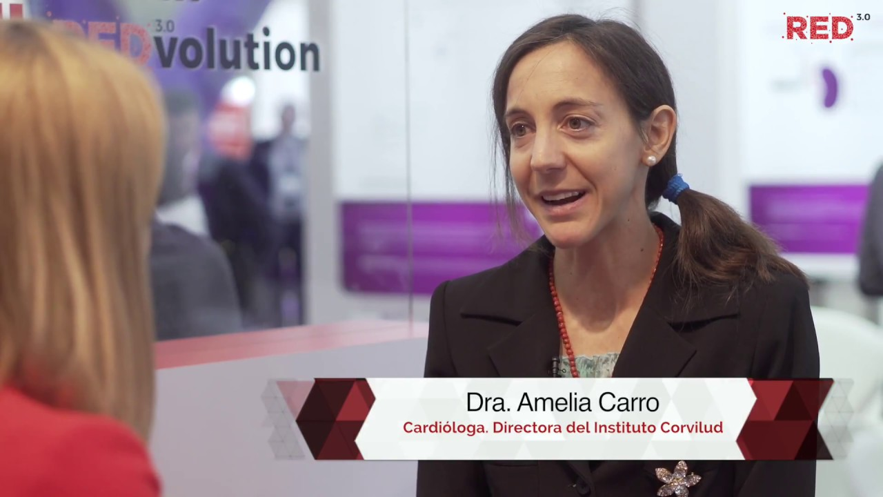 Health REDvolution: Dra. Amelia Carro