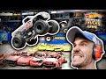 Hot Wheels Monster Trucks Ao Vivo Em Nova York Brancoal