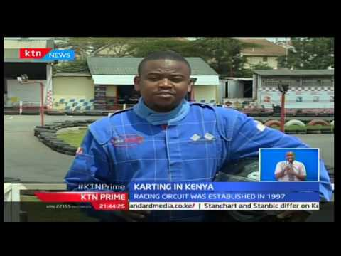 KTN Prime: GP Karting is fast gaining popularity with several tracks being built to support the game