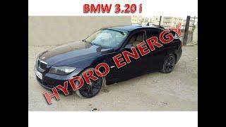 BMW 3.20 i hidrojen yakıt tasarruf sistem montajı