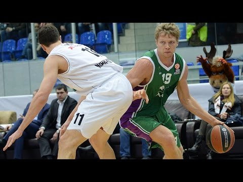Highlights: Top 16, Round 13 vs. Unicaja Malaga