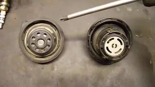 Trouble Code P0440 EVAP System Leak Common Fix. How-to
