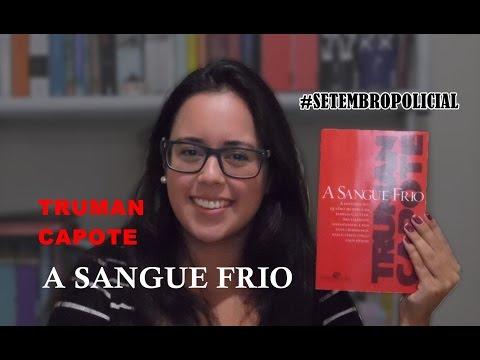 {euLi} A sangue frio - Truman Capote #SETEMBROPOLICIAL