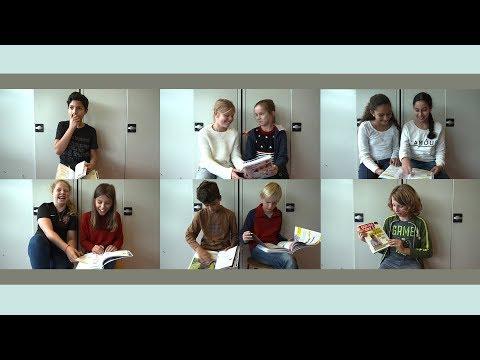 Kinderen reageren op seksuele voorlichtingsboek 'Dokter Corrie geeft antwoord'