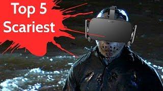 ТОП-5 лучших ужастиков к Хелоуину для Oculus Rift (видео англ.)