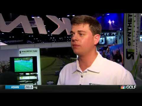 Synthetic Turf International Golf Channel Interview