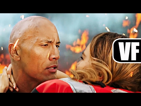 BAYWATCH ALERTE A MALIBU Bande Annonce VF (2017) The Rock, Zac Efron