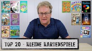 #TOP20 - kleine Kartenspiele | Georgs Neuauflage