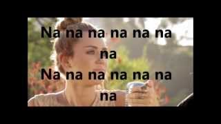 Miley Cyrus-The Backyard Sessions 'Look What They've Done To My Song' (Lyrics)