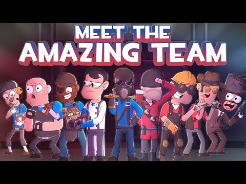 Meet the Amazing Team (Full Series)
