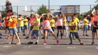 PS/IS 128 Dance Festival 2016 2nd Grade