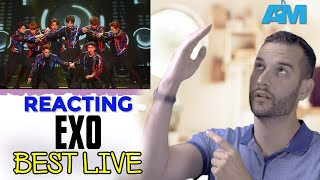VOCAL COACH Reacts To EXO Performing Live