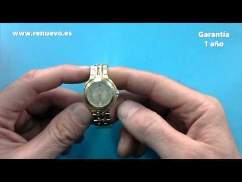 Reloj FESTINA de oro de segunda mano E209923