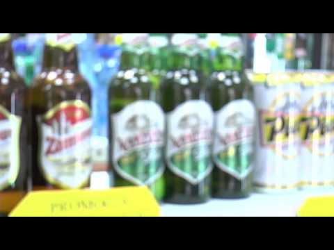 Lekcja na temat alkoholizmu