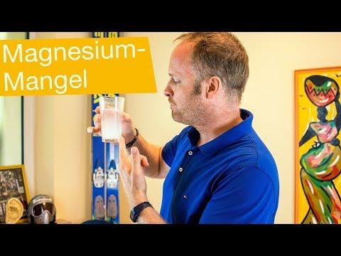 Magnesiummangel 💊 Extra Magnesium & Magnesiumtabletten sinnvoll?