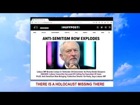 Beyond Corbyn and Semitism