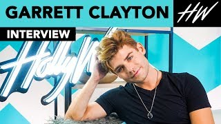 Garrett Clayton Approves Kissing On The First Date And Emails With Whoopie Goldberg! | Hollywire