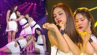 《SEXY》 Laboum(라붐) - Between Us(체온) @인기가요 Inkigayo 20180826