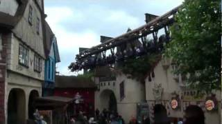 preview picture of video 'Vampire - Chessington - TPR UK Trip 2010 - Offride'