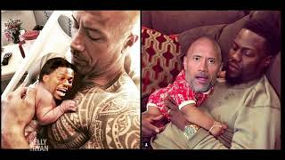 Dwayne Johnson On His Daughters Birth & Getting Trolled By Kevin Hart