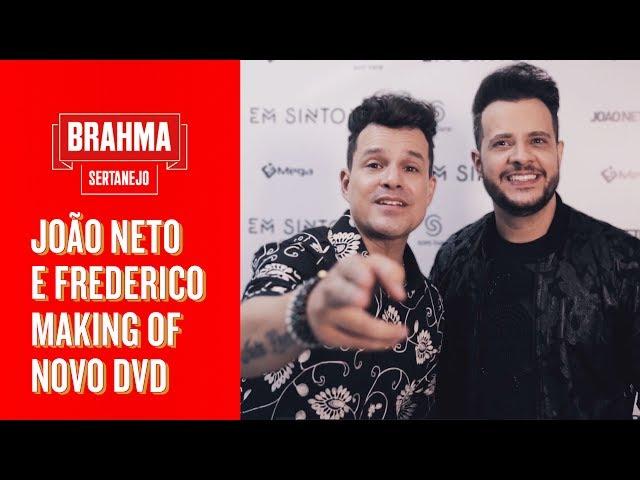 JOÃO NETO E FREDERICO EM NOVO DVD