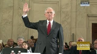 Attorney General Nominee Sen. Jeff Sessions Opening Statement (C-SPAN)