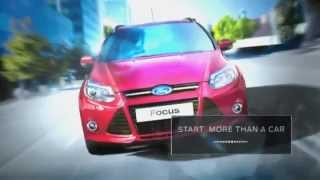 preview picture of video 'Ford Focus 2012 Intelligent System'