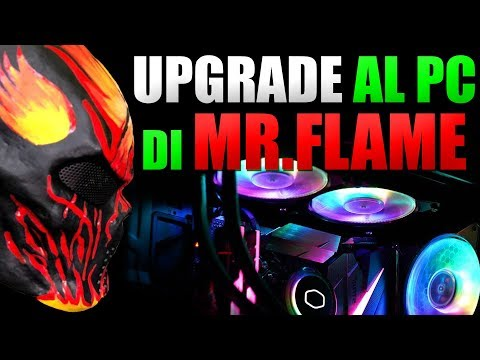 IL PC DI MR.FLAME /w David Rubino e YFC