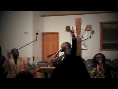 Tone Ross & INSPIRED feat. Rocky Jones-My Help (LIVE)