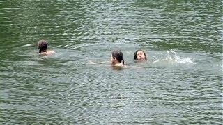На міському озері Коломиї втопилася дівчинка