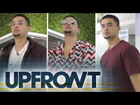 Kobe Paras shows us how to score major points at the Style Game on UPFRONT SWAG | UPFRONT