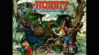 Gambar cover The Hobbit (1977) Soundtrack (OST) - 13. Misty Mountains Cold