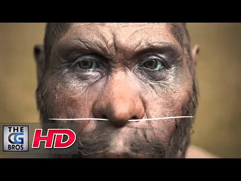 "CGI 3D ""Homo Georgicus Forensic Facial Reconstruction"" – by Philippe Froesch"