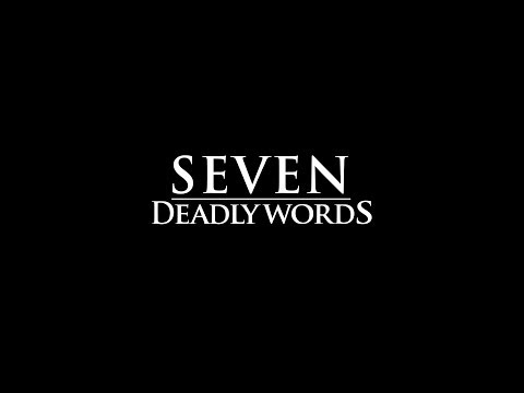 Seven Deadly Words DVD movie- trailer