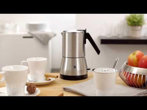 WMF - KITCHENminis - elektryczny zaparzacz do espresso