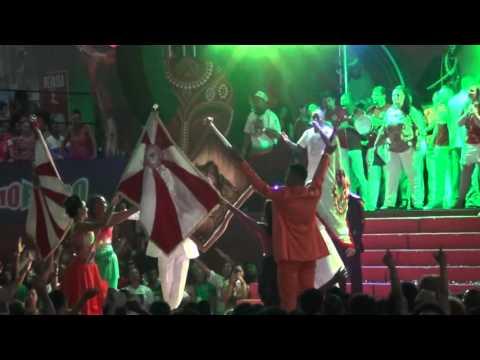 Música Exaltação ao Pavilhão da Morada do Samba