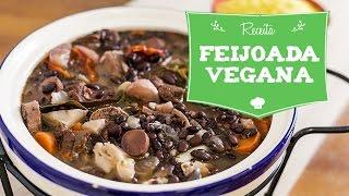 Receita de Feijoada Vegana