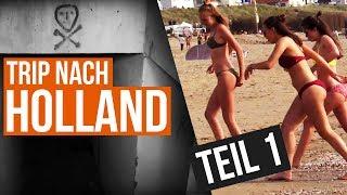 HOLLAND Teil 1: Girls & Dünen Bei ZANDVOORT | 🌍 Don Rafael
