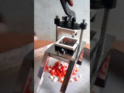 Vegetable Chipser Machine