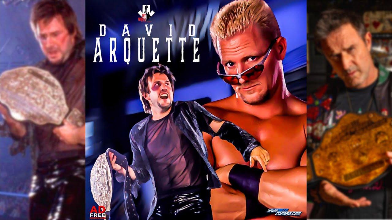 Jeff Jarrett On How WCW World Title Match Inspired DDP Yoga