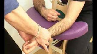 Kata Extrait Travail Sur Les Mains Massage Amma Assis DVD TECHNIQUE TOUCH LINE
