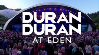 Duran Duran - Wild Boys - live at BBC Music Day,  Eden Project 2016